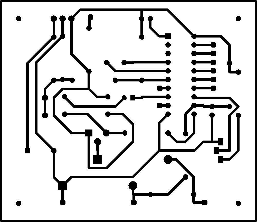 Терминатор сварочный схема.